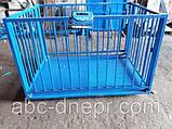 Ваги для тварин 2000 кг, фото 3