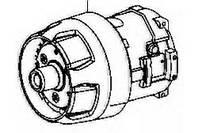 Редуктор для шуруповерта Metabo BS 18 LT BL (316062210)