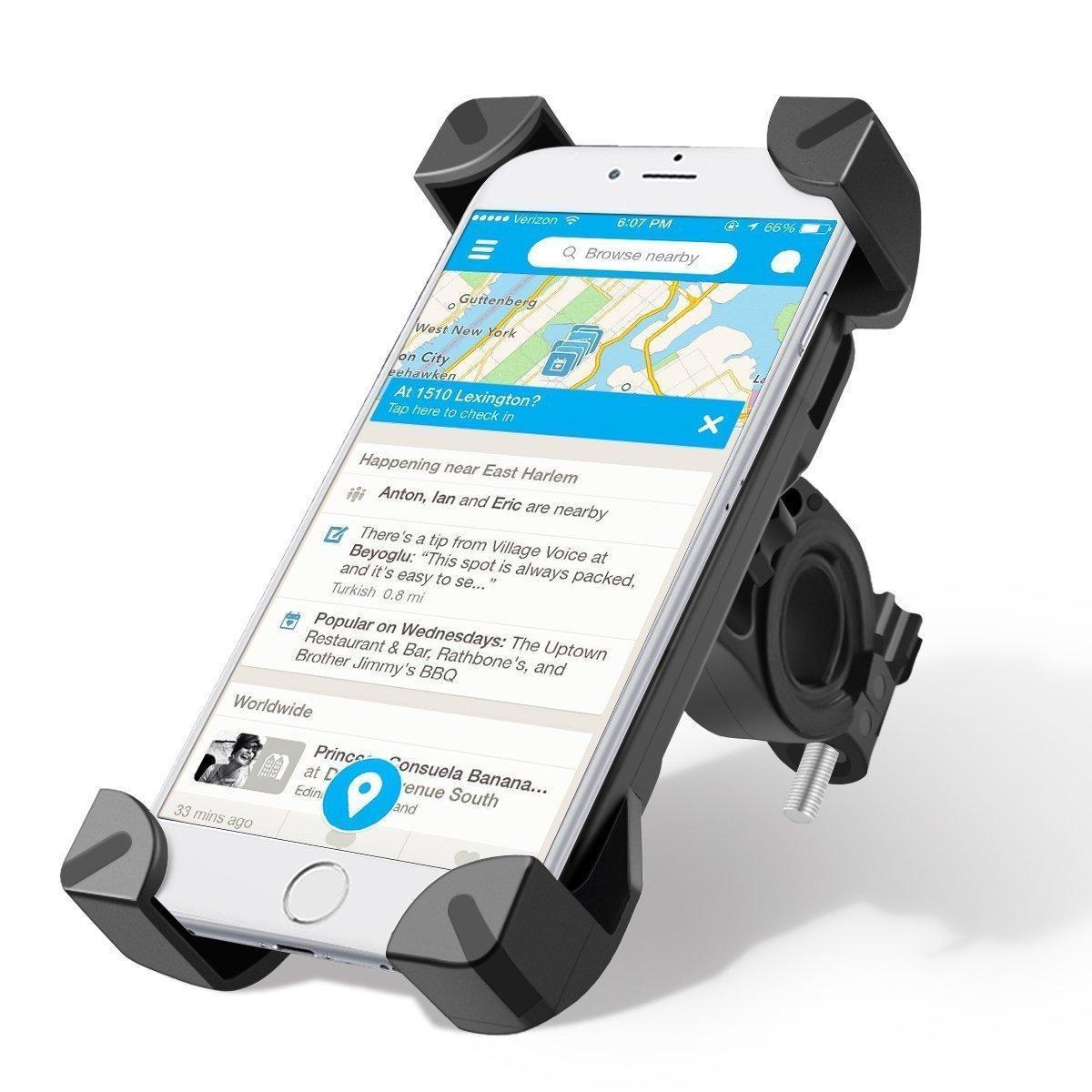 Велодержатель для телефона, смартфона CH-01