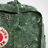 Молодежный рюкзак-сумка на девочку канкен Green Fable Fjallraven Kanken classic 16 л, фото 5