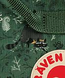 Молодежный рюкзак-сумка на девочку канкен Green Fable Fjallraven Kanken classic 16 л, фото 3