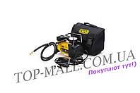 Миникомпрессор автомобильный Сила - 12В x 7bar x 35 л/мин, однопоршневой 900408