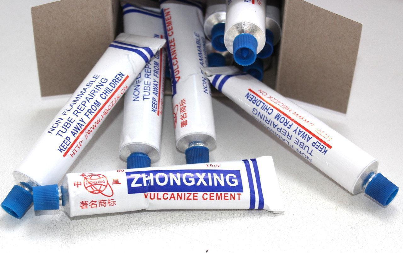 Клей для ремонта камер Zhongxing
