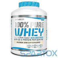 Сывороточный протеин BioTech 100% Pure Whey (2,27 kg hazelnut)