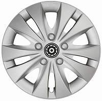 Колпаки колесные STORM радиус R15 комплект 1шт (Jestic)