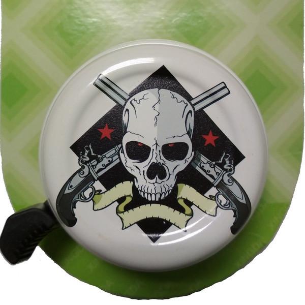 Звонок велосипедный Пират DN BL-52