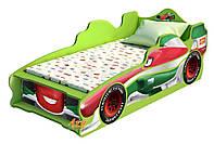 Кровать детская Франческо Луч 80х160 зеленый