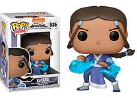 Фигурка Funko Pop Фанко Поп Катара Аватар Легенда об Аанге Cartoon Avatar Last Airbender Katara сartoon LA 535