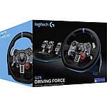 Руль Logitech G29 Driving Force Racing Wheel (941-000110, 941-000112), фото 2