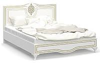Кровать двухспальная Милан Мебель Сервис 160х200