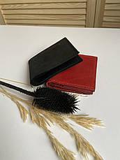 """Mini кошелек ручной работы """"Дюймовочка"""" из натуральной кожи, фото 3"""