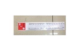 Линейка прозрачная 15см, ST00306