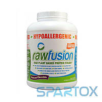 Протеин комплексный SAN RawFusion (1,85 kg) Ваниль - Бобы