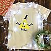 Мужская футболка с принтом - Билл Шифр