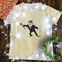 Мужская футболка с принтом - Стэнли Пайнс