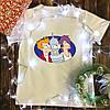 Мужская футболка с принтом - Футурама