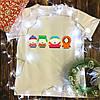 Мужская футболка с принтом - Южный парк