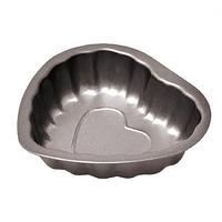 Форма для выпечки металлическая в форме сердца 12.7 * 3.1см, MH-0490