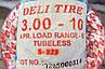 Покрышка 3.00-10 DELI Tire S-223 WOLF, фото 5