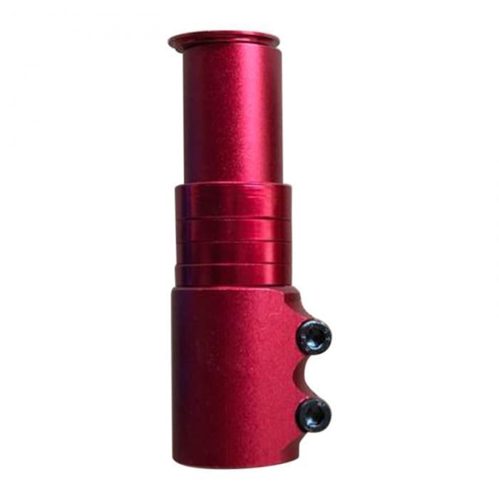 Удлинитель штока вилки велосипеда (1-1/8) GJB-012 красный