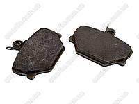 Колодки тормозные передние дисковые (7 мм.) Smart ForTwo 450 A4514210110 б/у