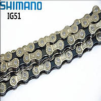 Цепь Shimano CN-IG51, 7-8 spd. (116 зв.)