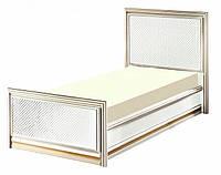 Детская кровать Фиерия (Роза) Скай 80х190