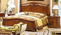 Кровать двухспальная Orchidea / Орхидея натуральное дерево AMD 180х200