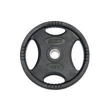 Диск Stein Rubber Black Plate 10 кг