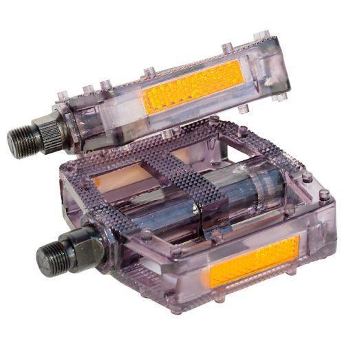 Педали DN PS-5-6 поликарбонат, прозрачные