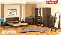 Спальня Токио Мебель Сервис венге темный