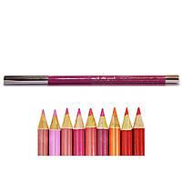 Олівець для губ Mikatvonk Professional Lipliner Pencil
