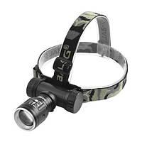 Налобный фонарик POLICE BL-6952-T6 Black
