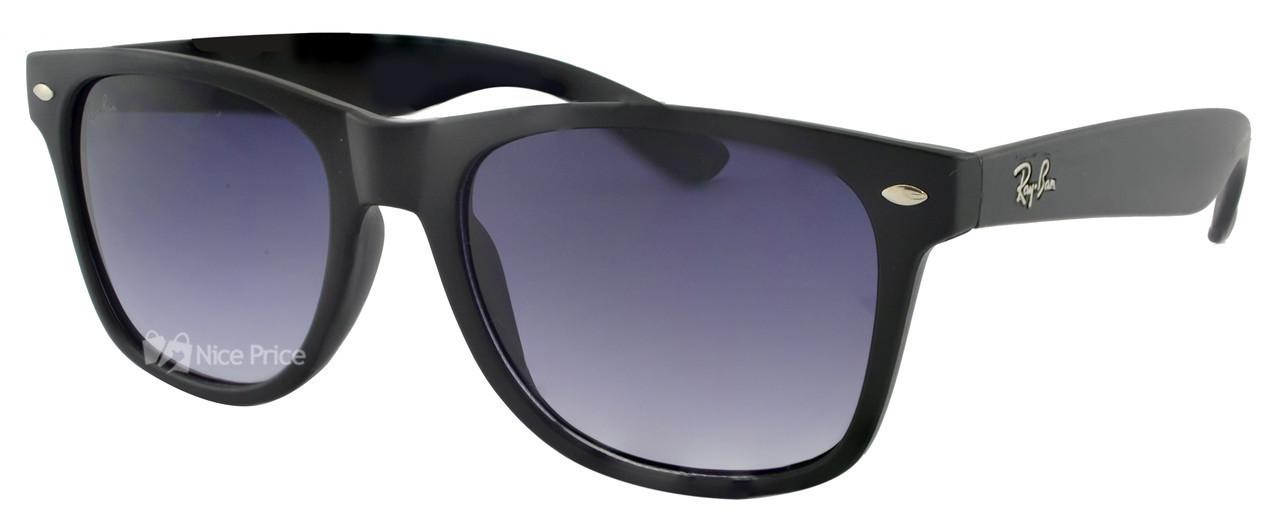 Солнцезащитные очки Ray Ban Wayfarer A2140 C3 Black (реплика)