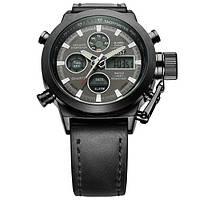 Водонепроницаемые армейские часы AMST AM3003 Black (тех. пакет)