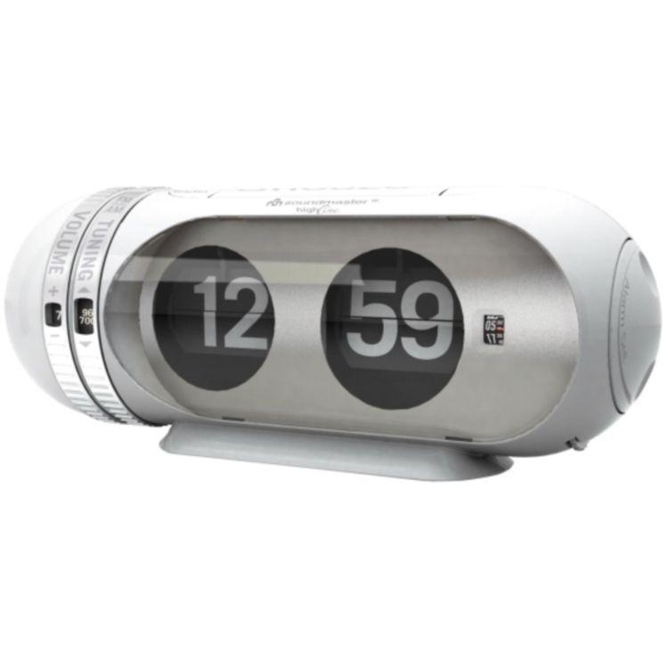 Soundmaster flip flop Часы+ радиоприемник