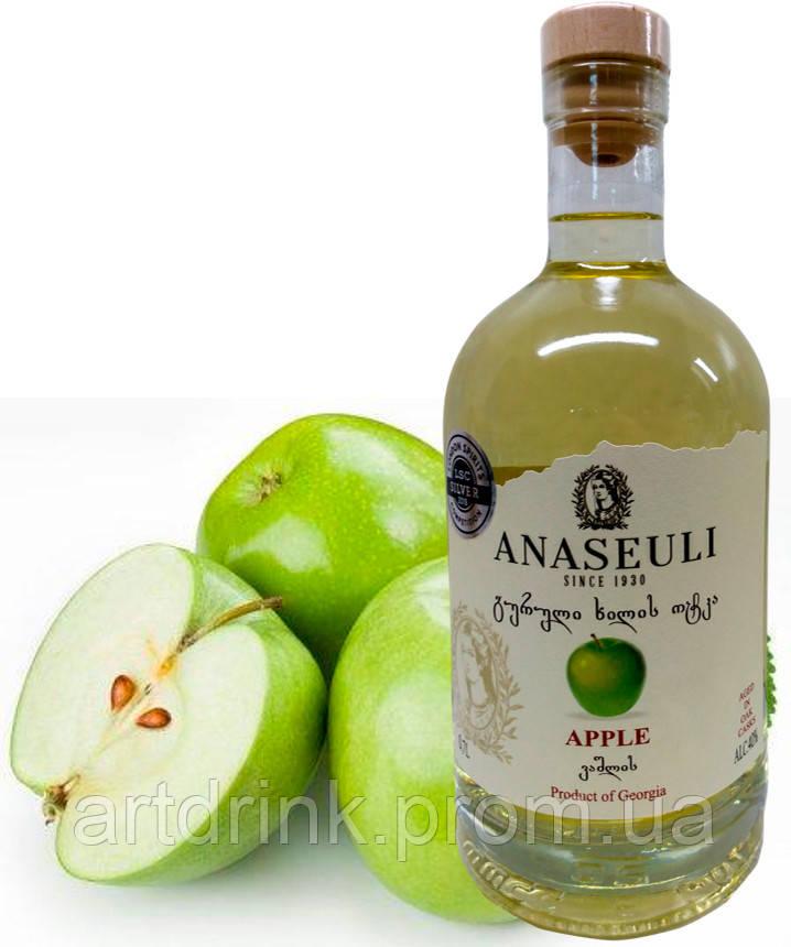 Водка Anaseuli Apple (яблоко) 0.7л
