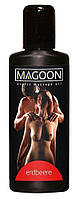 Массажное масло аромат клубники Magoon Erdbeere , 100 мл. Массажные масла и кремы