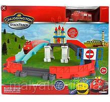 Железная дорога Чаггингтон Спасение от пожара с Вилсоном Chuggington LC54254