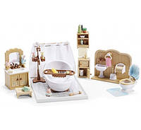 Sylvanian Families набор ванная комната Calico Critters  Deluxe Bathroom Set