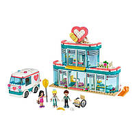 Lego Friends Городская больница Хартлейк Сити 41394