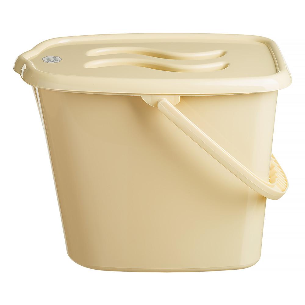 Відерце для підгузків і води Maltex Classic 0172 beige