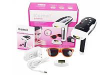 Лазерный Эпилятор Kemei TMQ-KM 6812 Домашний Лазерный Эпилятор