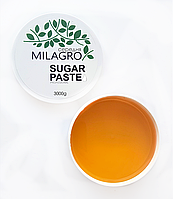 Сахарная паста для шугаринга Milagro Средней жесткости 3000 г  (2d-370)