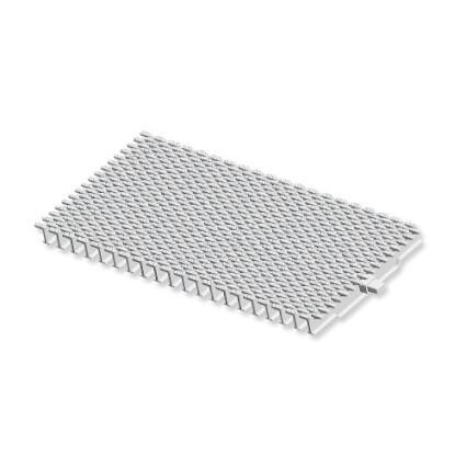 Aquaviva Переливная решетка AquaViva TG-01 Grift Claw с центральным соединением 195x25 мм (белая)