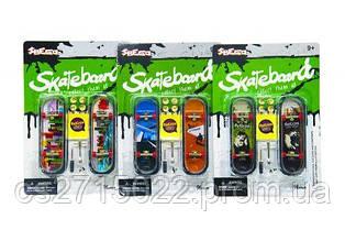 "Фингерборд ""Skateboard"" на 2 скейта SK-9909"