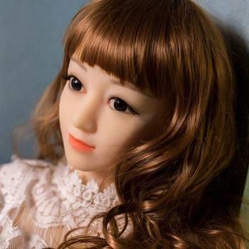 Реалистичная куколка для секса 160 см с лицом NO.62