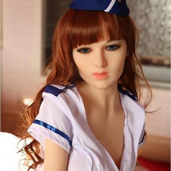 Премиум кукла для секса реалистичная 160 см с лицом NO.45