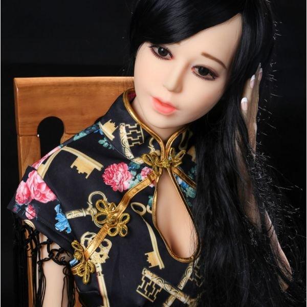 Сексуальная реалистичная кукла-женщина 160 см с лицом NO.46