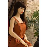 Сексуальная реалистичная кукла XiaoBing 158 см, фото 1